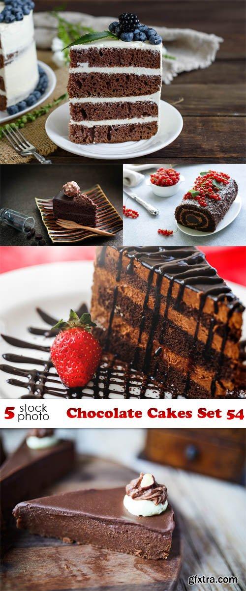 Photos - Chocolate Cakes Set 54