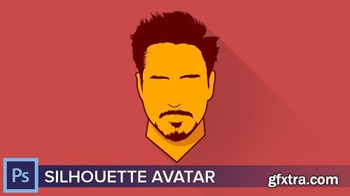 Silhouette Avatar - Photoshop Tutorial