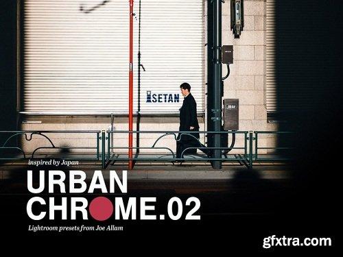 JOE ALLAM URBAN CHROME vol.2 — 27x Lightroom Edit Presets