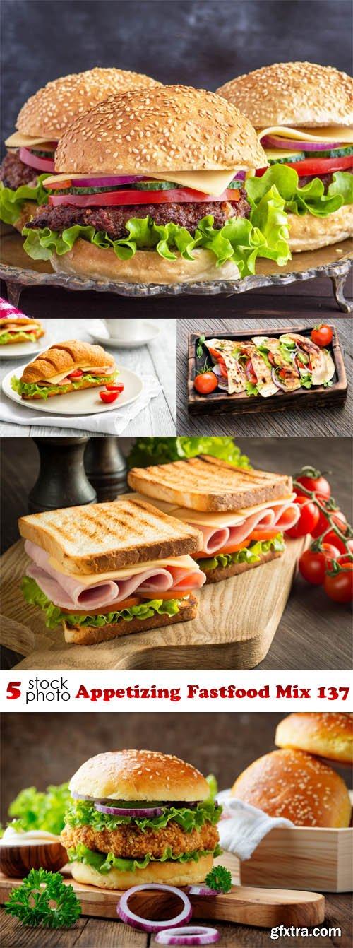 Photos - Appetizing Fastfood Mix 137