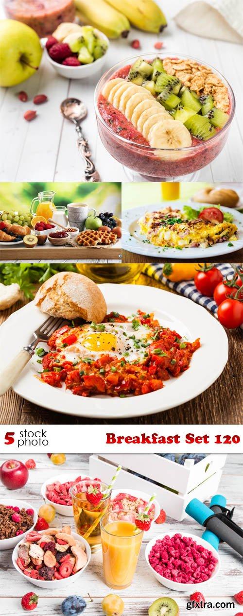 Photos - Breakfast Set 120