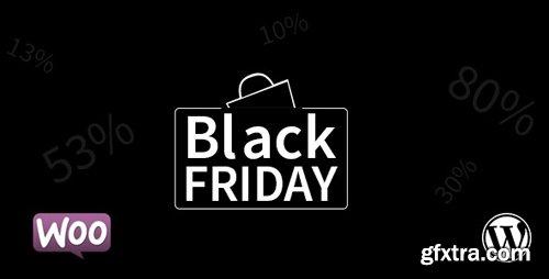 CodeCanyon - Woocommerce Black Friday v1.1 - Wordpress/Facebook - 6012060
