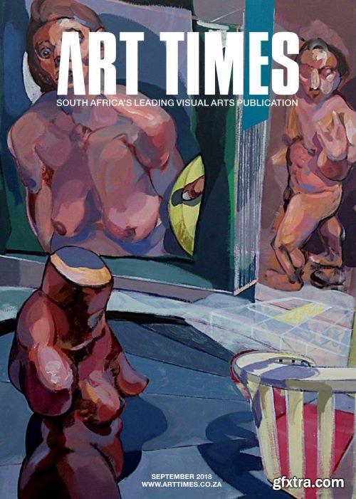 Art Times - September 2018