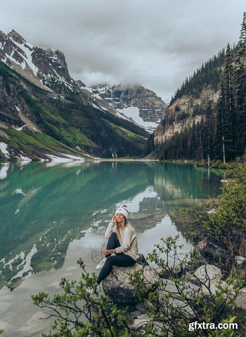 Yana Leventseva - Canada Mobile + Desktop Presets