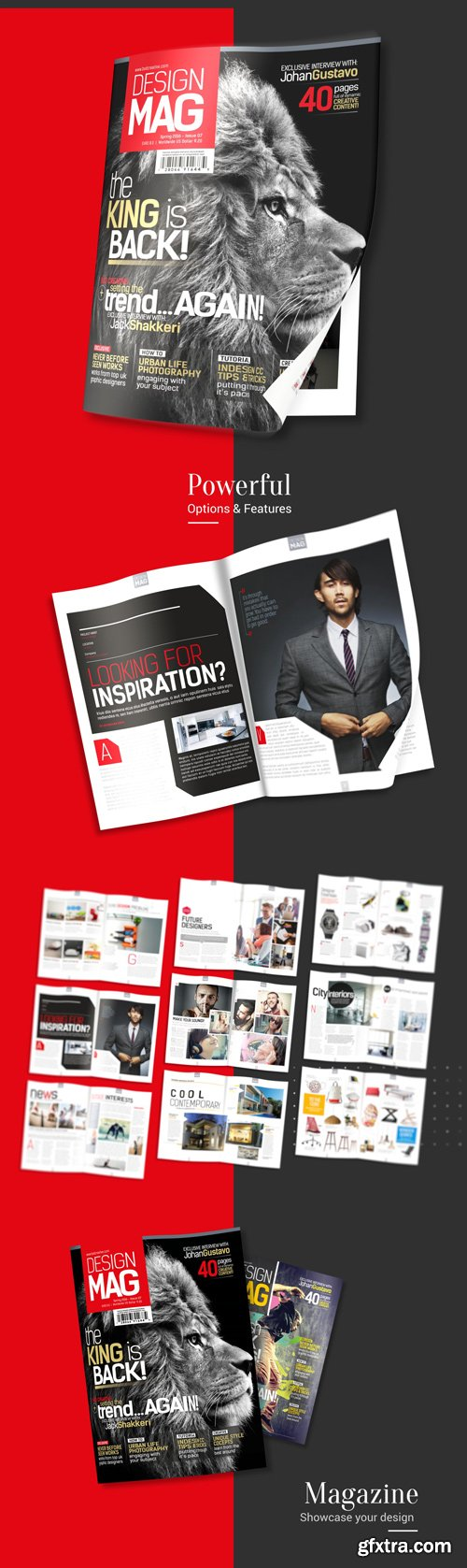 Videohive - Magazine Promo Toolkit - 22145727