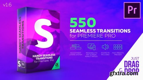 Videohive - Handy Seamless Transitions for Premiere Pro V1.6 - 22125468