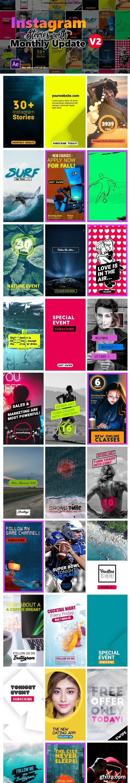 Videohive - Instagram Stories v2 - 22357836