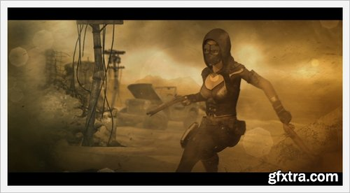 Videohive Universal Cinematic Teaser 20533307