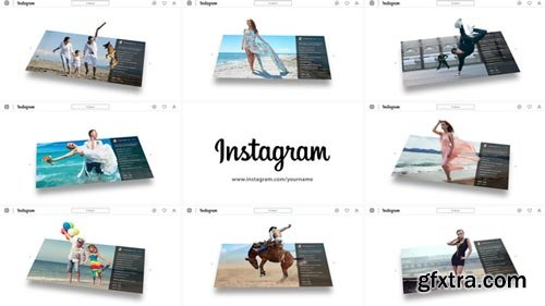 Videohive - 3D Photo Pop Out - Instagram Story - 22605087