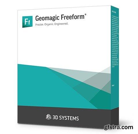 Geomagic Freeform Plus 2019.0.61