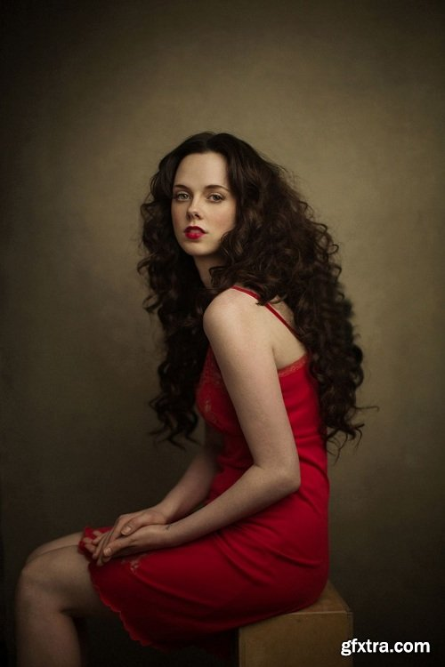 Sue Bryce Photography - Photoshoots - Red Dress