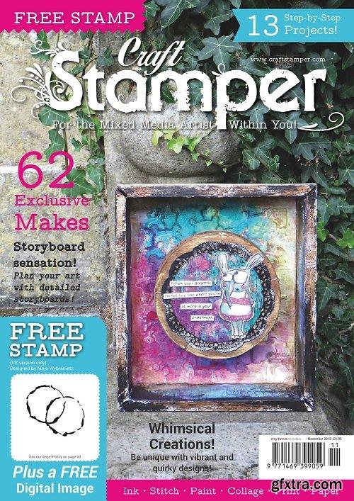 Craft Stamper - November 2018
