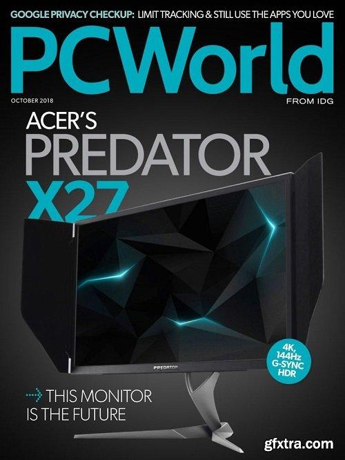PCWorld - October 2018