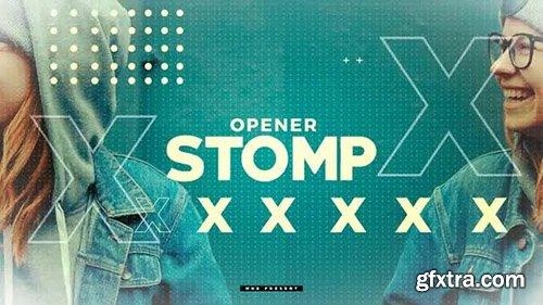 Stomp Opener V2 - After Effects 116575