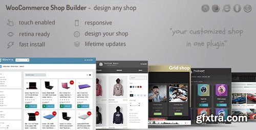 CodeCanyon - WooCommerce shop page builder v1.11 - 22003147