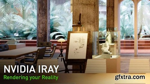 Nvidia Iray for Cinema 4D v2.1 Win-Mac R17 R18 R19