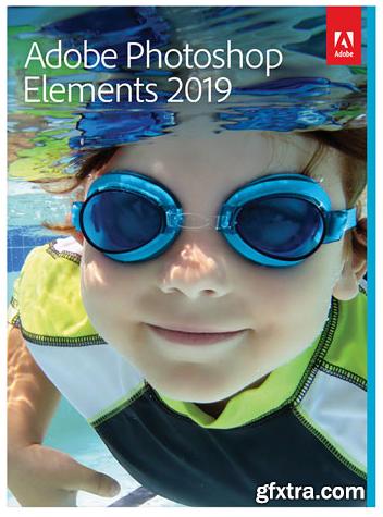 Adobe Photoshop Elements 2019 v17.0 macOS