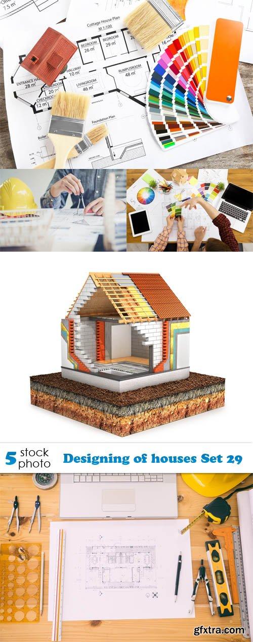 Photos - Designing of houses Set 29