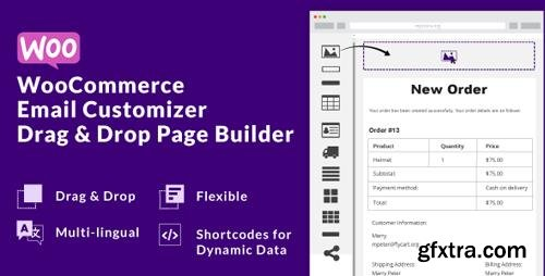 CodeCanyon - WooCommerce Email Customizer with Drag and Drop Email Builder v1.4.34 - 19849378