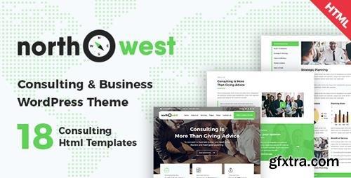 ThemeForest - Northwest v1.0 - Consulting HTML Template - 22536804