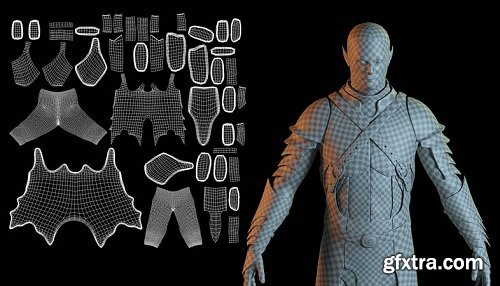Raylight XrayUnwrap v2.0 for 3ds Max 2013 - 2019 Repack
