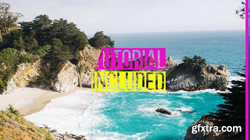 Summer Slideshow - After Effects 116437