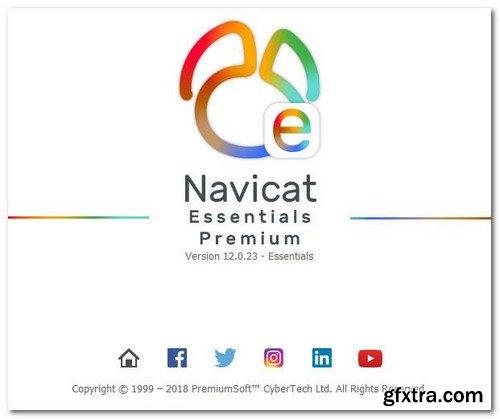 Navicat Essentials Premium 12.1.8