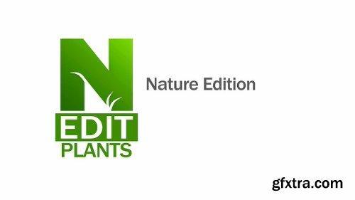 Videohive Nature Eco Plants Logo 22046864