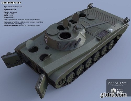 Light Battle Tank