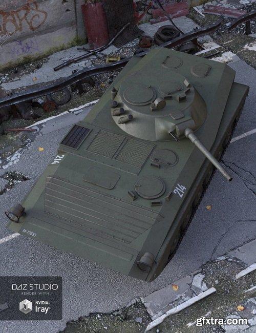 Light Battle Tank