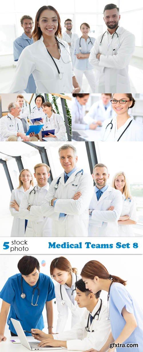 Photos - Medical Teams Set 8
