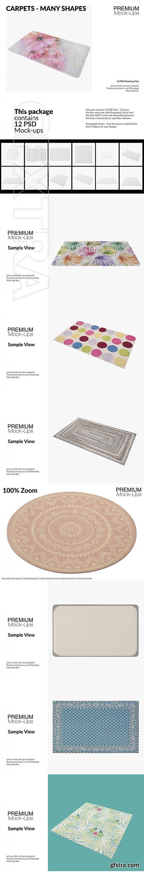 Carpets - Many Shapes