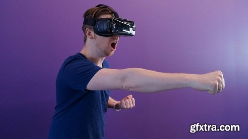Create your own virtual 3D events in VR