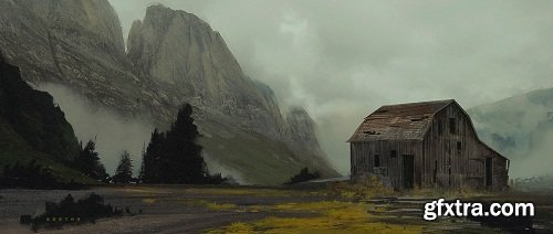 Gumroad - Intro to Photobashing for Environment Design Training
