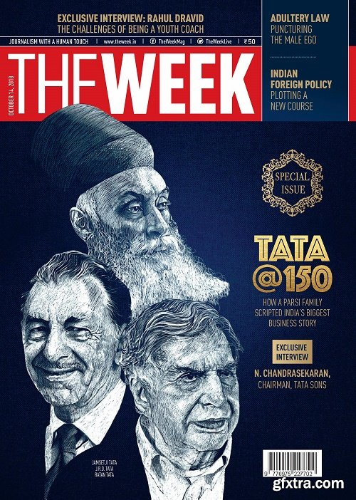 The Week India - October 14, 2018