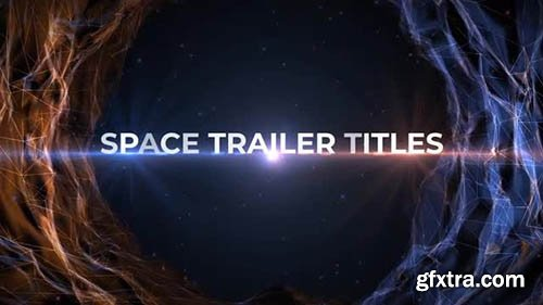 Space Trailer Titles - After Effects 117054