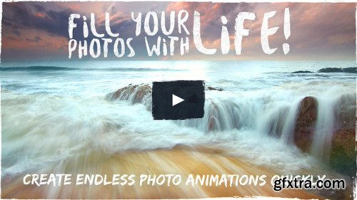 Videohive Living Stills - Looping Photo Animator 18389359
