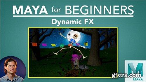 Maya for Beginners: Dynamic FX