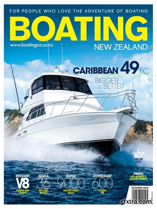 Boating New Zealand - October 2018