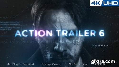 Videohive Action Trailer 06 22048763