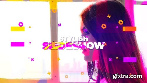 Videohive Stylish Slideshow 21862306