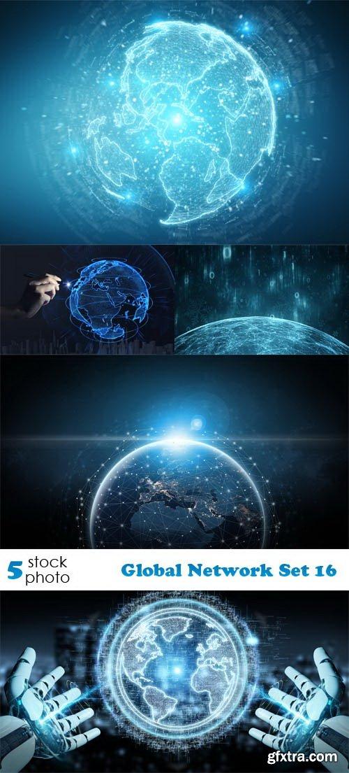 Photos - Global Network Set 16