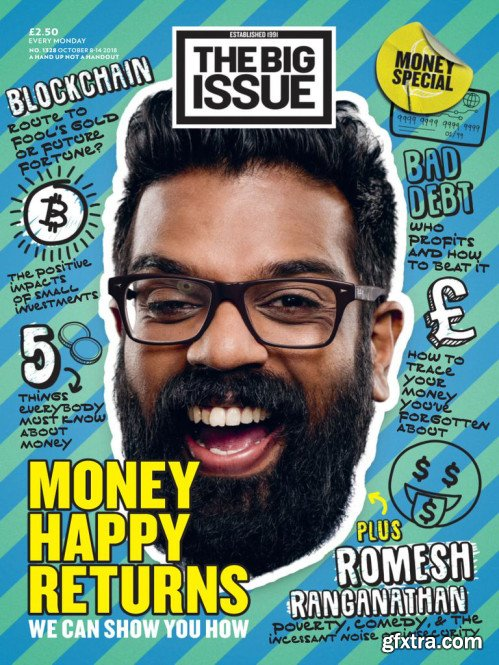 The Big Issue - October 08, 2018