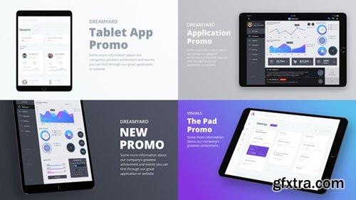 Videohive Tablet Presentation Kit 21546834