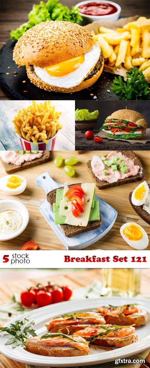 Photos - Appetizing Fastfood Mix 138