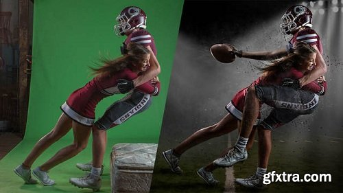 CreativeLive - Green Screen Photography by Ben Shirk