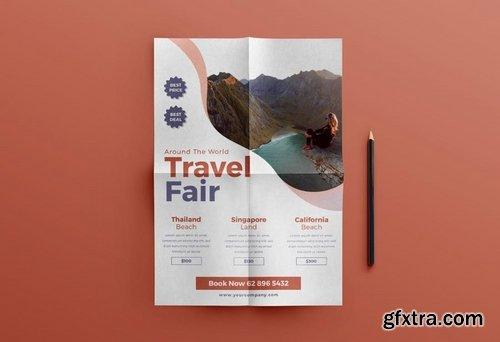 Travel Fair Flyer