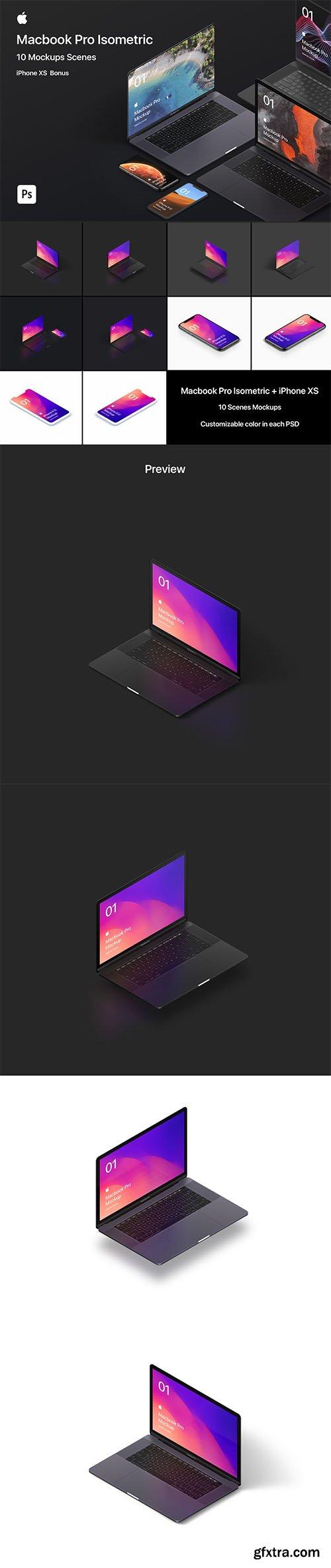 Macbook Pro 10 Scenes
