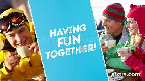 Videohive Holiday Trip 4117166