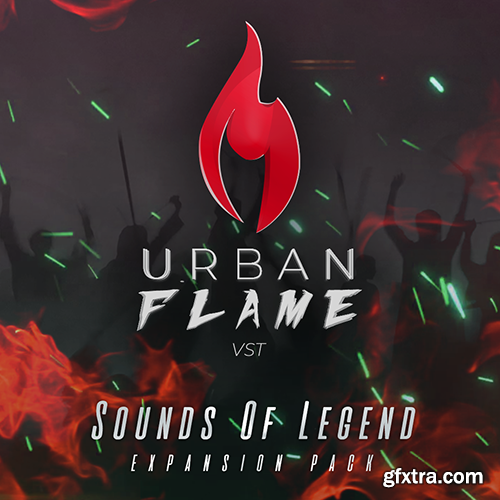 IndustryKits Sounds Of Legend Urban Flame EXPANSION-SYNTHiC4TE